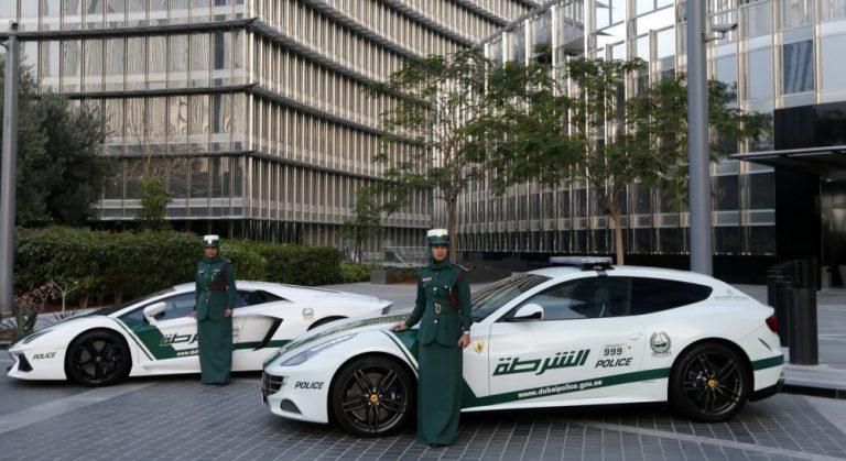 Dubai Traffic Fines