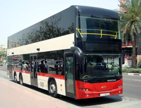 f21 bus route