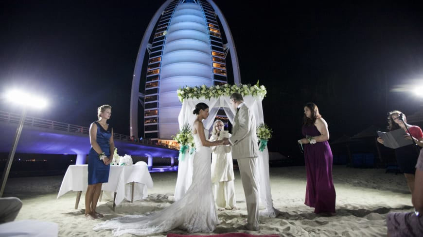 How to get married in Dubai