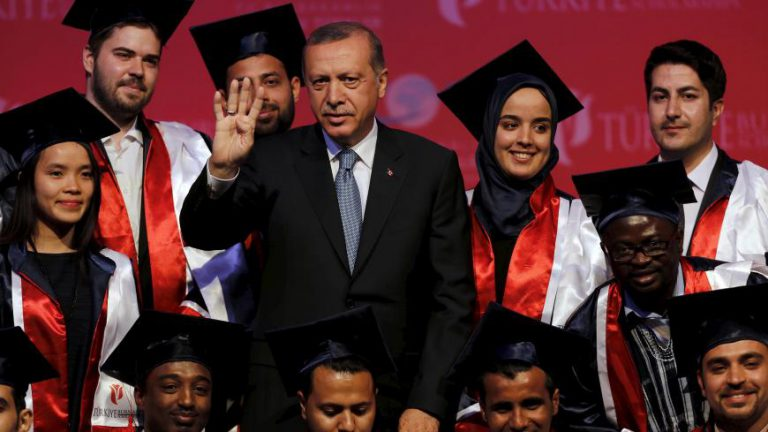 Turkey Government Scholarships