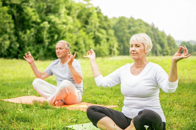Yoga For Senior People