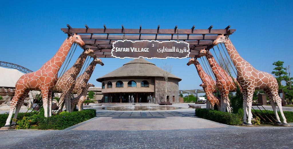 The Safari Village